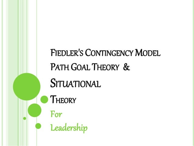 path goal theory review Theory, link the theory to other motivation literatures, review evidence regarding   first, i will review path-goal theory because it is particularly relevant to this.