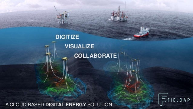 DIGITIZE VISUALIZE COLLABORATE A CLOUD BASED DIGITAL ENERGY SOLUTION