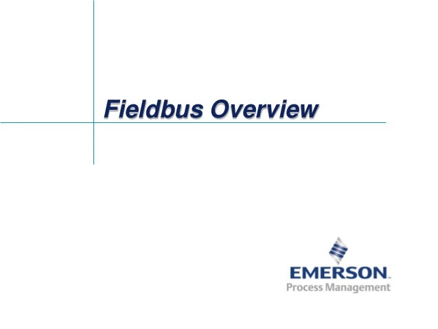 Fieldbus Overview