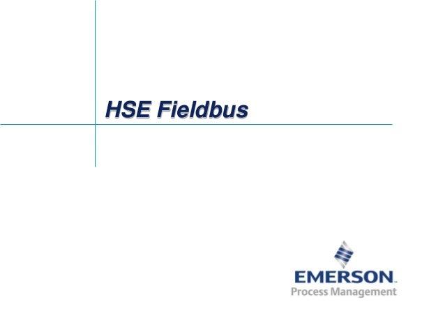 HSE Fieldbus