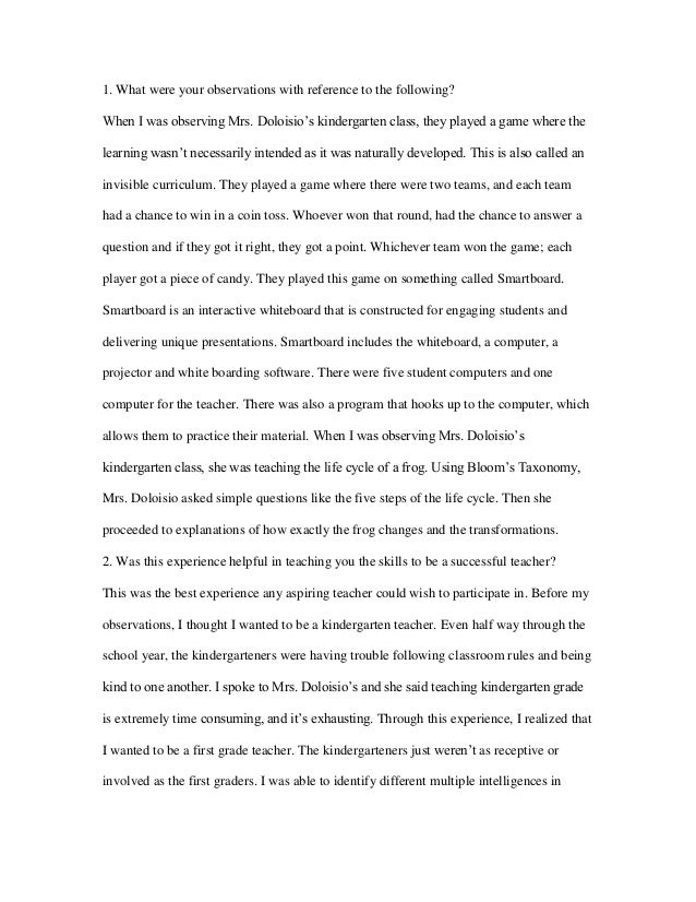 help me write geography personal statement frau paula trousseau sample classroom observation essay