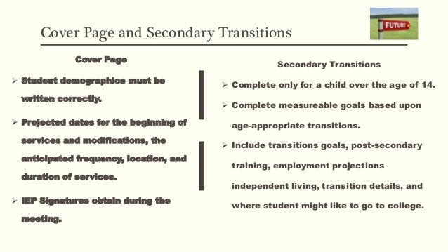 Summary of performance (sop) transition community network.