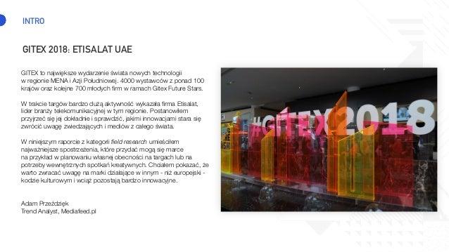 Field Research: Dubai Gitex 2018 Slide 3