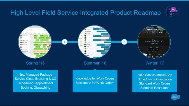 Field Service Lightning Product Launch for Partners (March