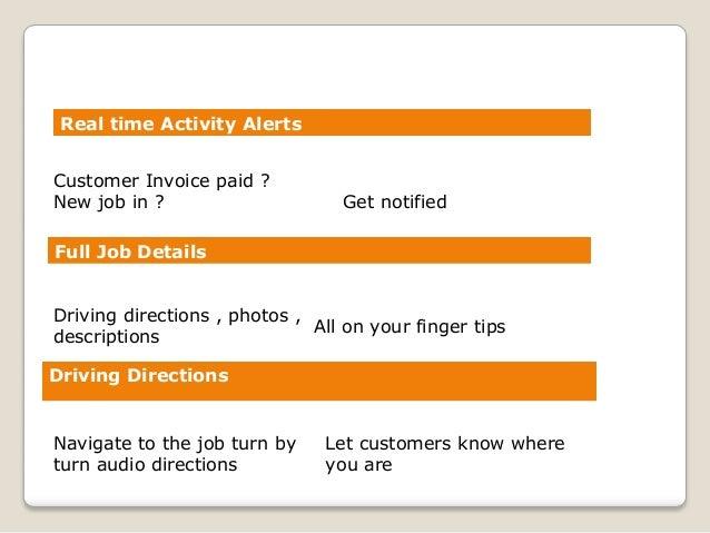 Field service report template – Service Report Template