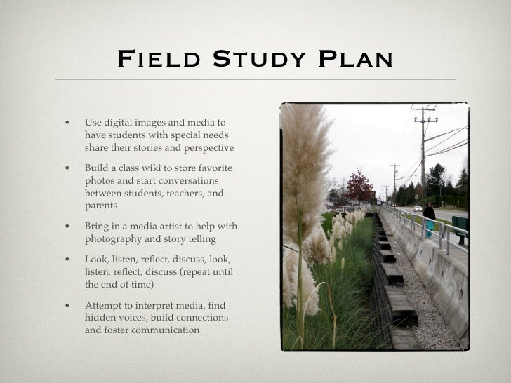 """field study 1 Cookstove field study resources 2 table of contents 1  in addition to a """" quick guide to field study development"""" intended to walk users."""