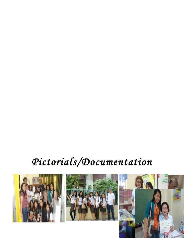 Pictorials/Documentation Field Study Portfolio 19 | P a g e