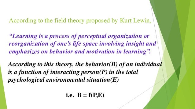 EDUCATIONAL IMPLICATION  The teacher should present the whole problem and evoke the cognitive and emotional readiness in ...