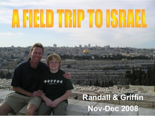 Randall & Griffin Nov-Dec 2008