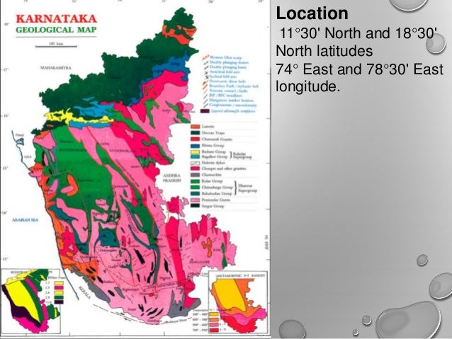 Geological Map Of India.Geological Mapping Petrographic Study And Field Relation Of Karighat