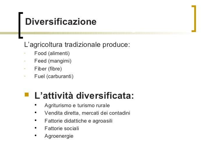 L'Informatore Agrario - Fieragricola 2012   la redditività della multifunzionalità - angelo frascarelli Slide 3
