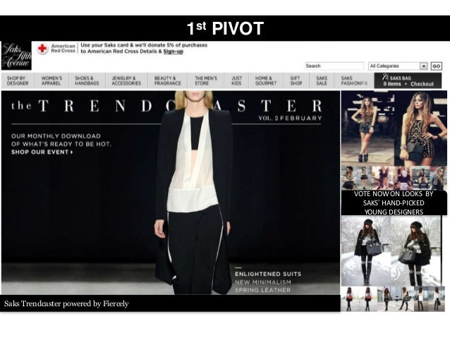 1st PIVOT                                                   VOTE NOW ON LOOKS BY                                          ...