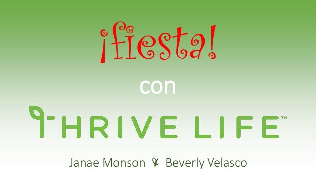 ¡fiesta! con Janae Monson & Beverly Velasco