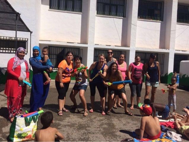 Fiesta del agua 2016