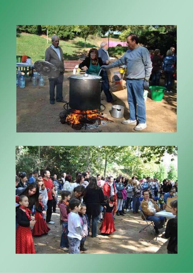 Cosas de Andalucía /Fiesta del cocido en sabadell Slide 2