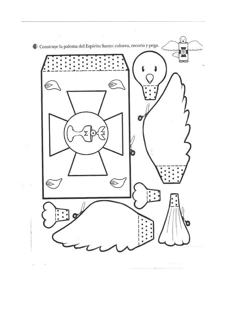 Blog del Profesorado de Religión Católica: Dibujos, recortables y ...