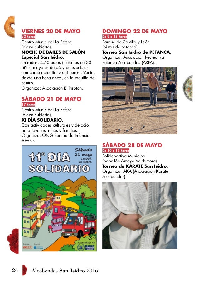 Fiestas san isidro alcobendas 2016 - Fiestas en alcobendas ...