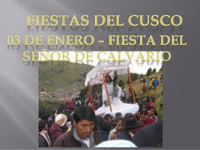 Es una fiesta costumbrista en donde participanlos habitantes de las comunidades ancestralesde Ollantaytambo y la gente del...