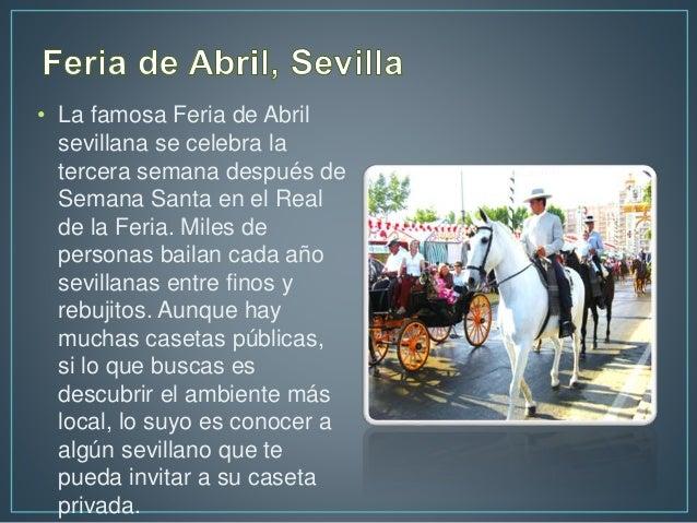 Fiestas populares de españa kevin bustamante Slide 3