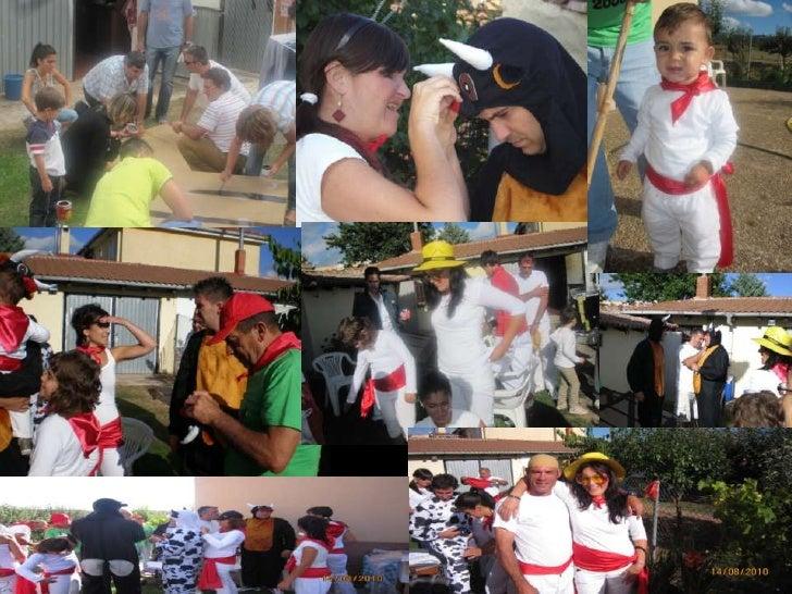 Fiestas villasur