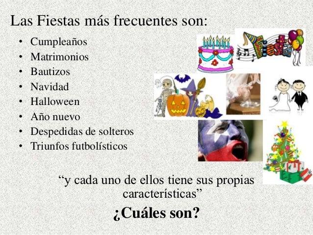Fiesta y tradiciones 7° pp Slide 3