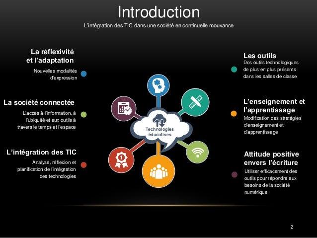 Vivre le français numérique au moyen du tableau blanc interactif (TBI) et de la tablette tactile Slide 2