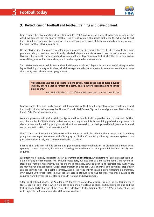 fifa football coaching manual pdf