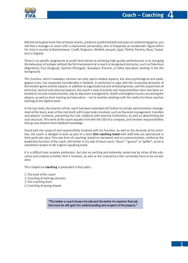 fifa coaching manual rh slideshare net Participation Books Participant- Centered