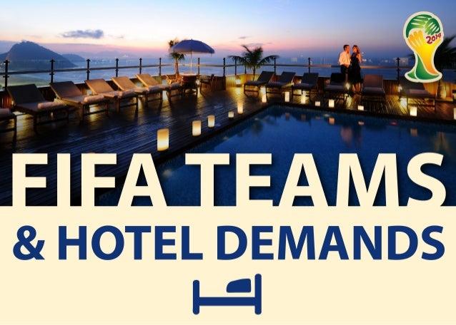 FIFA Teams & Their Hotel Demands