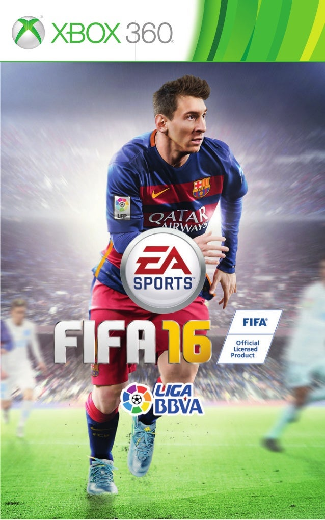 Fifa 16 Manual Espanol Xbox 360