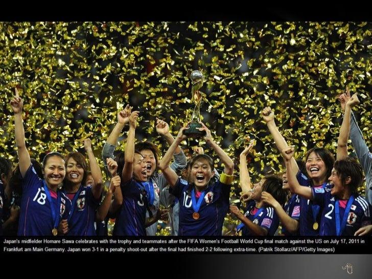 Fifa women's world cup germany 2011 Slide 2