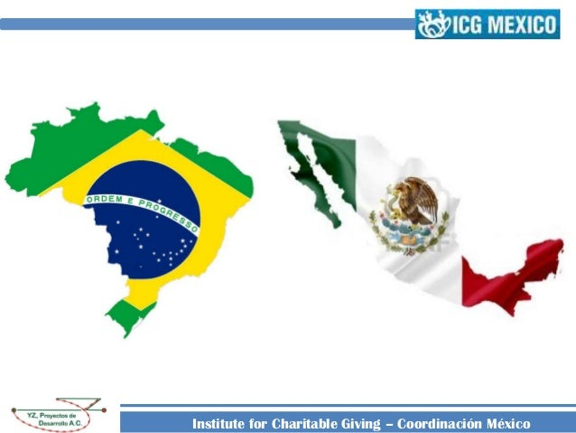 Institute for Charitable Giving – Coordinación México