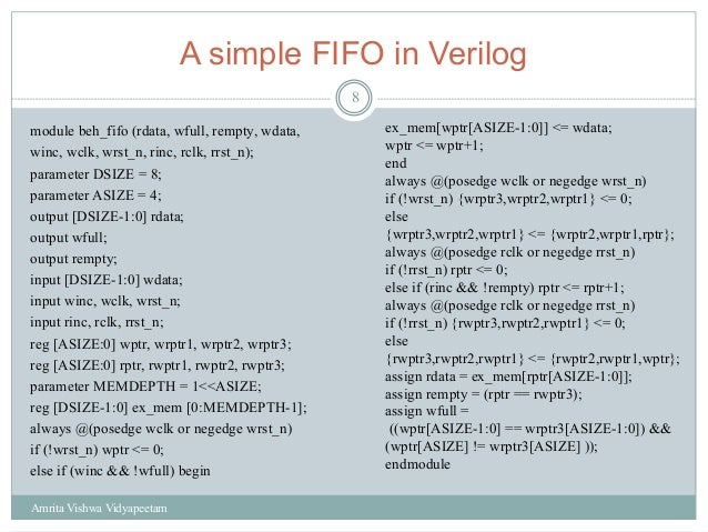 Fifo+ +lifo