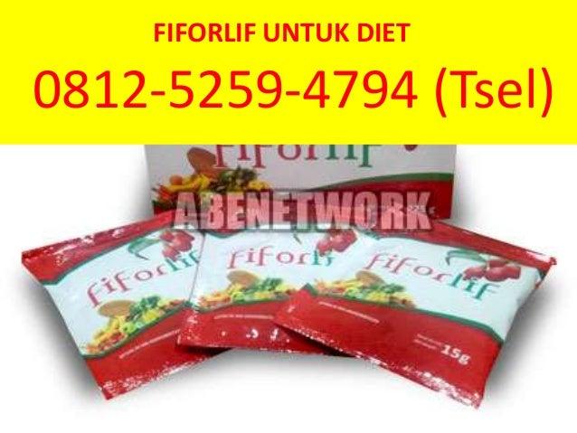 0812-5259-4794 (Tsel) Fiforlif Untuk Diet