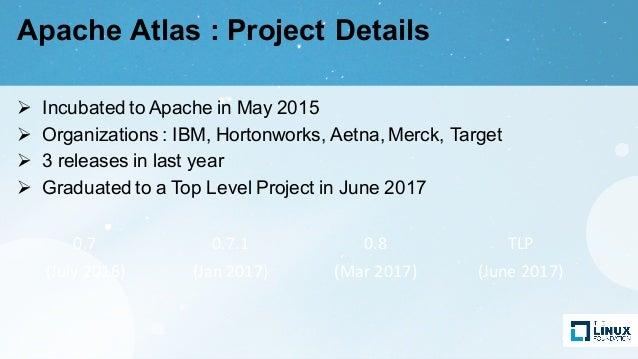 Fifth Elephant Apache Atlas Talk Slide 2