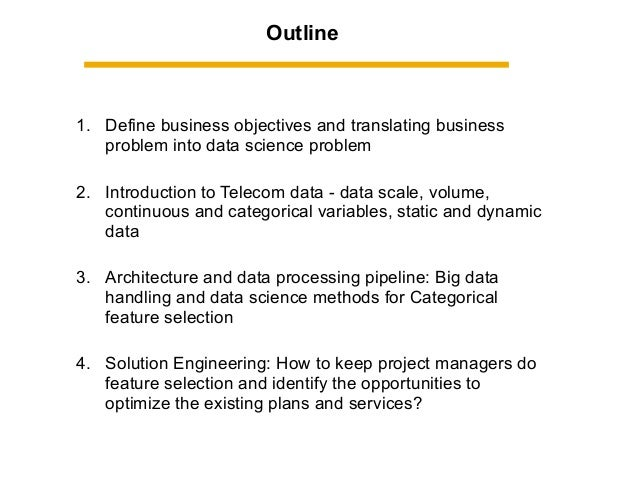 Telecom Data Analytics Slide 2