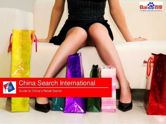 China Search International Guide to China's Retail Sector