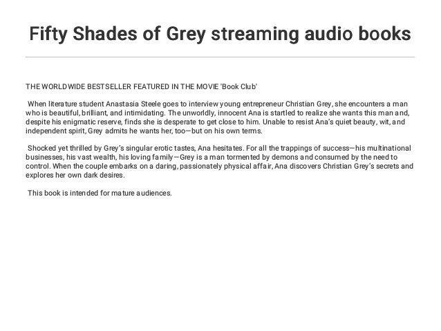 Shades of grey deutsch streaming