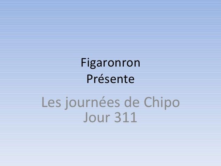 Figaronron Présente Les journées de Chipo Jour 311