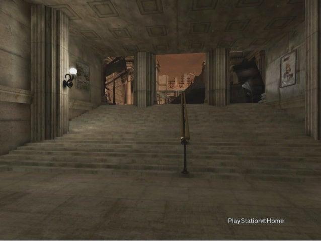 C'était Playstation home « Gare resistance » A bientôt sur http://blog.figaronron.com http://direct.figaronron.com http://...
