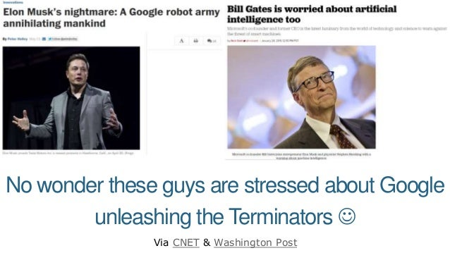 No wonder these guys are stressed about Google unleashing the Terminators  Via CNET & Washington Post