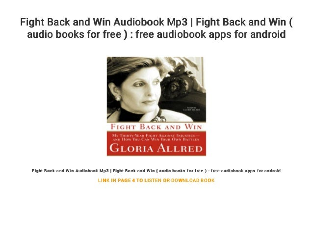 Fight Back and Win Audiobook Mp3 | Fight Back and Win ( audio books f…