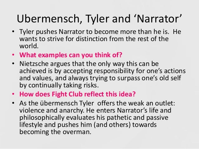 Fight club interpersonal communication