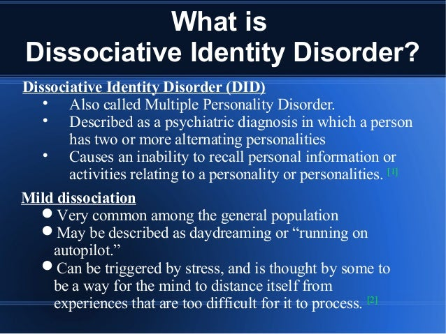 ramtha and multiple personality disorder essay Free essay: multiple personality disorder (mpd) introduction: multiple  personalities is a dissociative condition in which an individual's personality is.