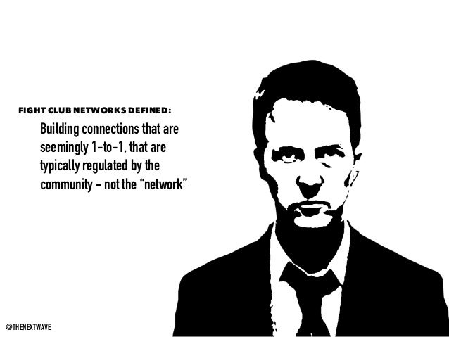fight club networks