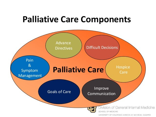 the importance of providing quality palliative care to patients Understand when pain control in palliative care in necessary and learn improving the quality of palliative care can be patient does not provide.