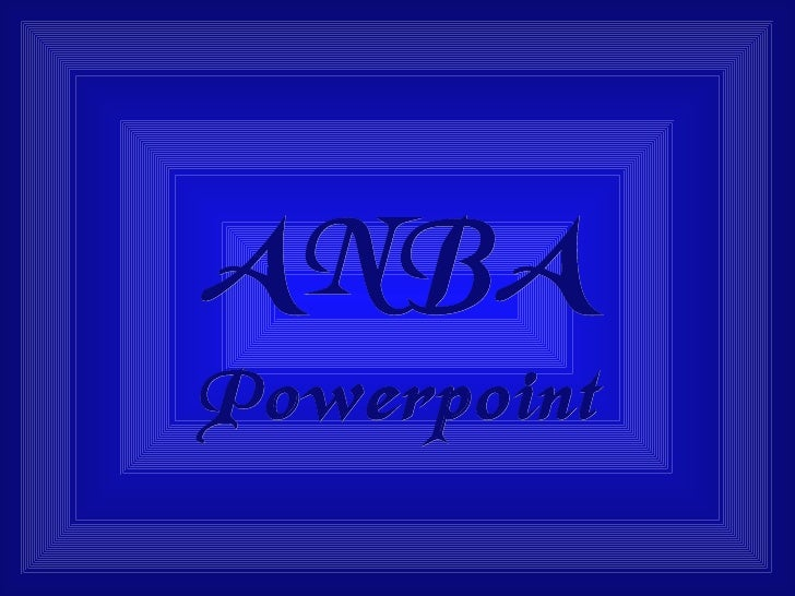 ANBAPowerpoint
