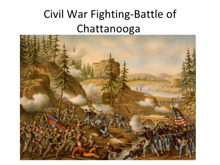 the american civil war the battle of chattanooga The civil war begins 1862 - the confederate ironclad 'merrimac' sinks two wooden union ships then battles the union ironclad 'monitor' to a draw chattanooga.