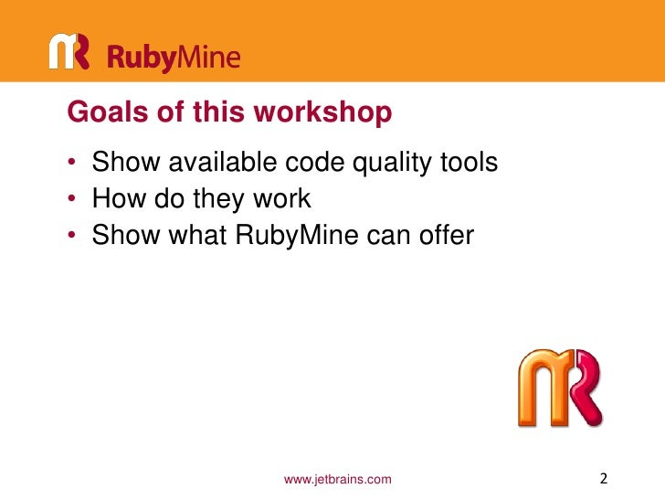 Fighting Ruby code smell Slide 2