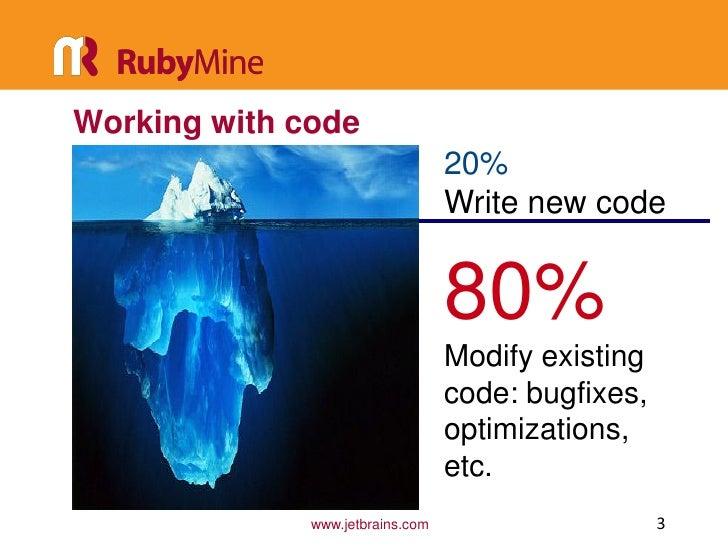 Fighting Ruby code smell Slide 3
